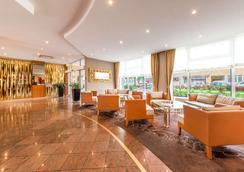 貝斯特韋斯特德塔公園酒店 - 曼海姆 - 曼海姆 - 大廳