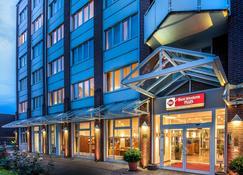 Best Western Plus Delta Park Hotel - Mannheim - Building