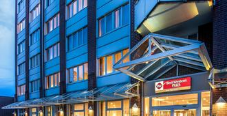 ベストウエスタン デルタ パーク ホテル - マンハイム - 建物