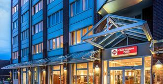 Best Western Plus Delta Park Hotel - Мангейм - Здание