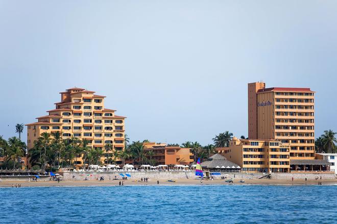 Costa de Oro Beach Hotel - Mazatlán - Building