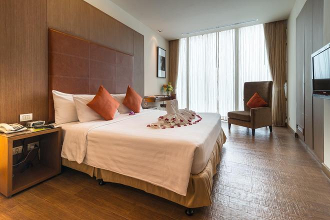 On8 Sukhumvit Nana Bangkok By Compass Hospitality - Bangkok - Bedroom