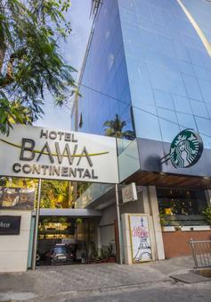 Hotel Bawa Continental - Mumbai - Rakennus