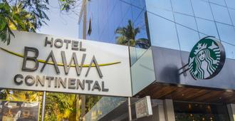 Hotel Bawa Continental - מומבאי - בניין