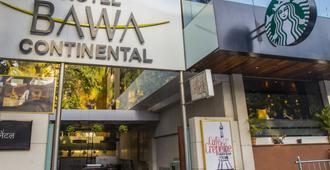 Hotel Bawa Continental - Bombay - Edificio