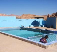 Villa with 5 bedrooms in Ait Ben Haddou with wonderful mountain view private pool enclosed garden