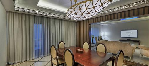Ghaya Grand Hotel - Dubai - Dining room