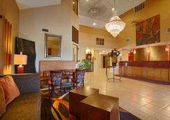 西方最佳加鄉村山套房酒店 - 土爾沙 - 圖爾薩 - 大廳
