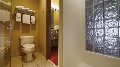 西方最佳加鄉村山套房酒店 - 土爾沙 - 圖爾薩 - 浴室
