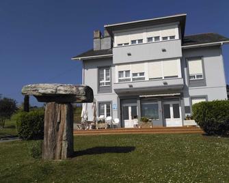 Hotel El Capellán - Navia - Gebouw
