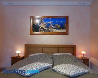 Apartma Prezlc - Gozd Martuljek - Slaapkamer