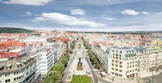 Occidental Praha Wilson - Praga - Vista del exterior
