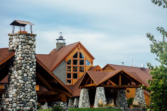 Talkeetna Alaskan Lodge - Talkeetna