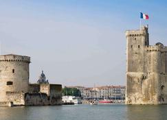 hotelF1 La Rochelle Angoulins - Angoulins - Außenansicht