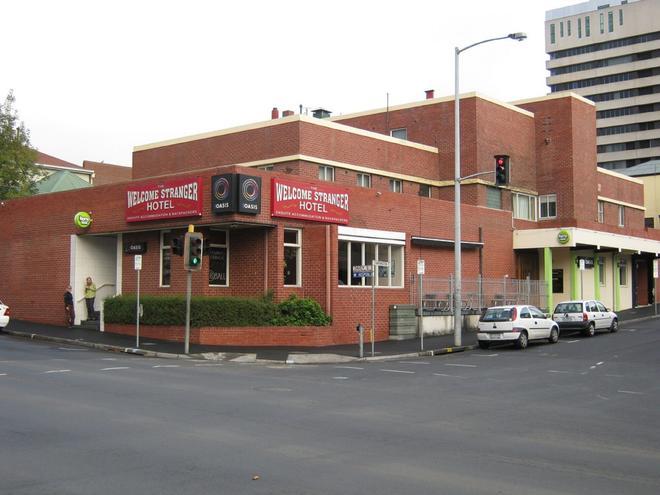 Welcome Stranger Hotel - Hobart - Rakennus