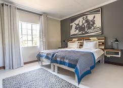 Damara Mopane Lodge - Khorixas - Habitación