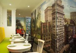 Hotel Du Continent - Pariisi - Ravintola