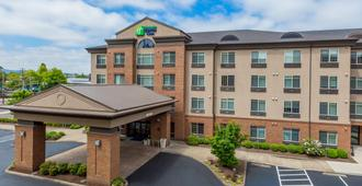 Holiday Inn Express Hotel & Suites Eugene Downtown-University - Eugene - Rakennus