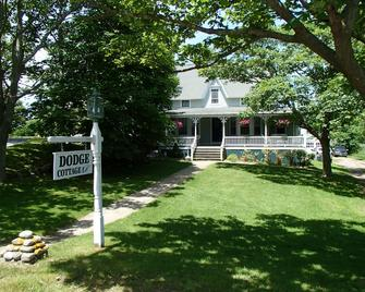 Dodge Cottage - Block Island - Gebouw