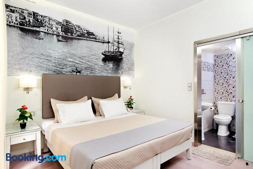 Ideon Hotel - Chania Town - Phòng ngủ