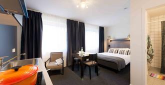Stockholm Hotel Apartments Bromma - Stockholm - Bedroom