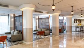 Prima Kings Hotel - Ιερουσαλήμ - Σαλόνι ξενοδοχείου