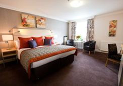 The Caledonian Hotel - Newcastle upon Tyne - Κρεβατοκάμαρα