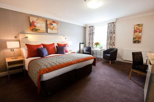 Caledonian Hotel - Newcastle upon Tyne - Bedroom