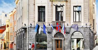 Hestia Hotel Barons Old Town - טאלין - בניין