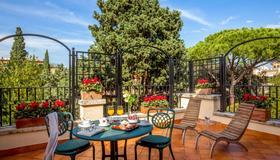 Hotel Degli Aranci - Roma - Patio
