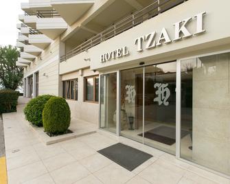 Hotel Tzaki - Patrasso - Edificio