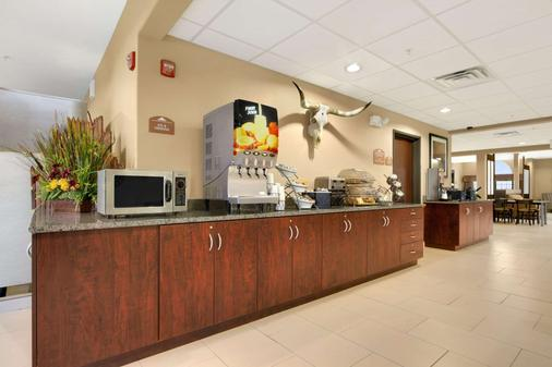 Microtel Inn & Suites by Wyndham Round Rock - Round Rock - Buffet