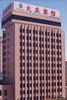 Harbin Daqing Hotel - Harbin - Building