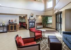 Comfort Inn & Suites - West Springfield - Lobby