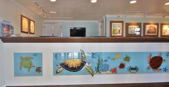 Tortuga Inn Beach Resort - Bradenton - Recepción
