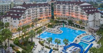Side Sun Hotels Bella Resort & Spa - סידה - בריכה