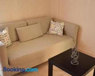 Small apartment, great view! - Veria - Living room