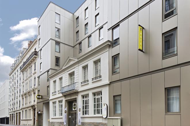 B&b Lyon Centre Perrache Berthelot - Λυών - Κτίριο