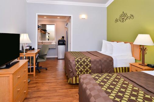 Americas Best Value Inn Los Banos - Los Banos - Bedroom