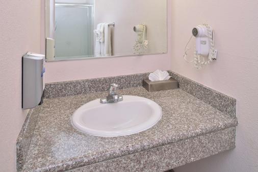 Americas Best Value Inn Los Banos - Los Banos - Bathroom