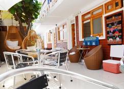 Hostal Jardin Del Sol - Arica - Restaurant