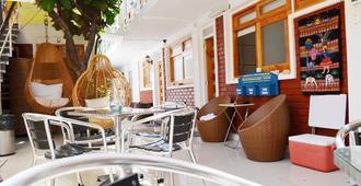 Hostal Jardin Del Sol - Arica - Restaurante