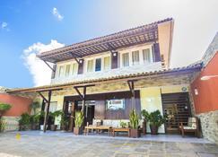 Hotel Pousada Tamandaré - João Pessoa - Edifício