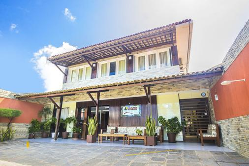 Hotel Pousada Tamandaré - เจา เปซัว - อาคาร