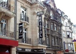 Hotel Bristol - Luxembourg - Building