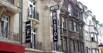 Hotel Bristol - Luxembourg - Bygning