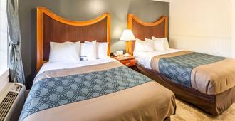 Econo Lodge Inn and Suites Heavenly Village Area - סאות' לייק טאהו - חדר שינה