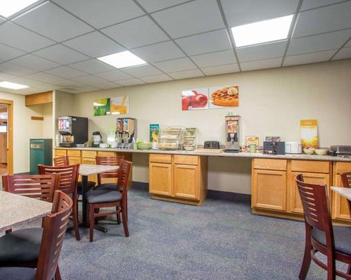 Quality Inn Stadium Area - Green Bay - Buffet