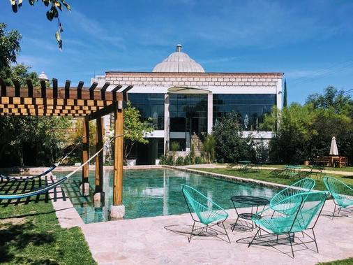 Hacienda San Patricio - San Miguel de Allende - Bể bơi