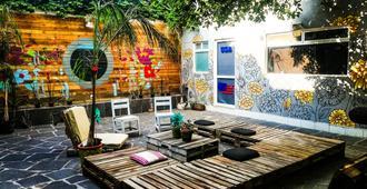 Casa Internacional - Santiago de Querétaro - Patio